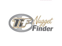Nugget finder logo