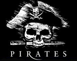 Pirates metal radar
