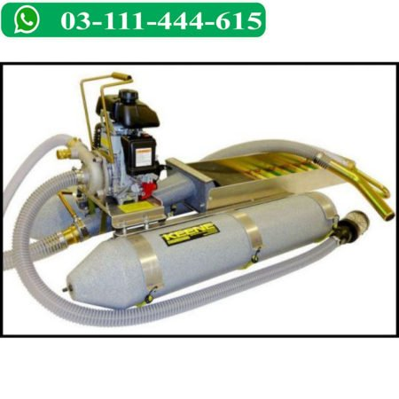 2 Backpack Dredge with Suction Nozzle