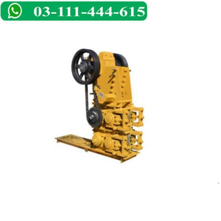3-Stage Rock Crusher
