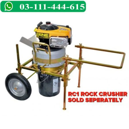 Cart for RC1 Rock Crusher
