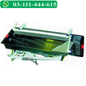 Shaker Table with Magnetic Separator