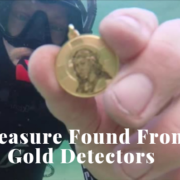 treasure Found from Gold Detectors